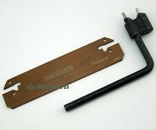 SMGB226 SMGB26-2mm Double Grooving Blade Cutter Slotting Tools For MGMN200 Lathe