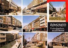 AK, Remscheid, Einkaufszentrum Alleestrasse, acht Abb., 1976