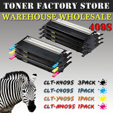 CLT-409S Combo SET Color Toner Cartridge For SAMSUNG CLP-310N 315W 3175FN lot