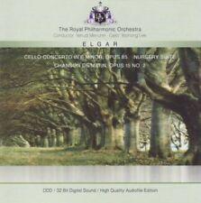 Elgar - Cello Concerto In E-Minor Opus 85 (CD)