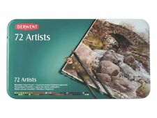 Derwent Artists Pencils Assorted 72 Tin  - on Sale for Christmas