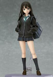 Rin Shibuya CINDERELLA PROJECT ver. Max Factory Action Figure Figma No.252