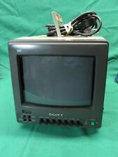 Sony Trinitron BVM-8021 Broadcast Monitor Vintage Gamer Works