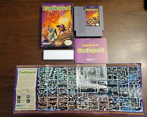 Castlequest (Nintendo Entertainment System) Complete - Tested - Authentic