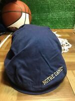 Rare Notre Dame Hat cap flexfit flex fit adidas h5