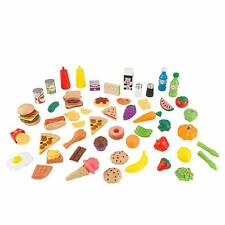KidKraft 65 Pc Pretend Play Food Set Playset Kid Toy Gift