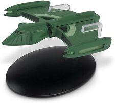 Eaglemoss Star Trek Three Romulan Ships
