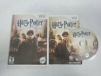 Harry Potter and the Deathly Hallows: Part 2 (Nintendo Wii, 2011) FREE SHIPPING