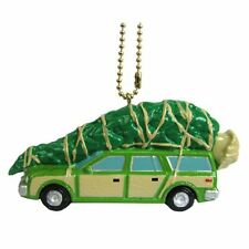National Lampoon's Christmas Vacation Station Wagon Car Clip On Ornament New