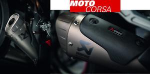 Akrapovic Slip-On Exhaust Ducati Panigale V4 '18-'21