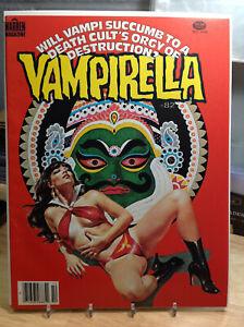 VAMPIRELLA #82 (OCT1979) VF/NM WARREN MAGAZINE
