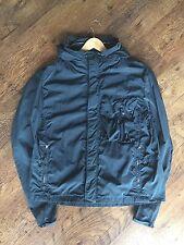 CP Company Petrol Blue Goggle Jacket Mens (56)
