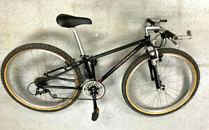 Fat Chance Buck Shaver, Manitou Sporx fork, Deore LX, mint condition bicycle
