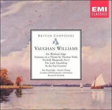 Vaughan Williams: On Wenlock Edge; Fantasia on a Theme by Thomas Tallis; etc....