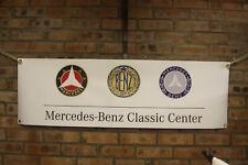 Mercedes Benz Work Shop Banner Große PVC Banner