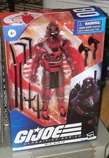 Hasbro GI Joe classified series Red Ninja figure