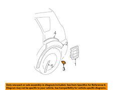 Pontiac GM OEM 03-08 Vibe Exterior-Flare Retainer 94848834
