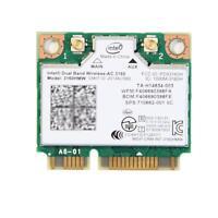 Intel 3160HMW Wifi Bluetooth 4.0 3160 802.11 ac Mini Wlan Wifi Wireless-A pols