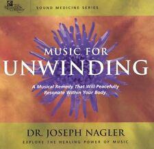 MUSIC FOR UNWINDING - Joseph Nagler ...... CD ..... NEW