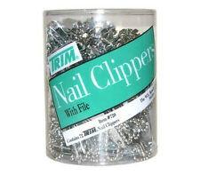 LOT OF 72 TRIM Manicure Use Nail Clippers JAR NEW