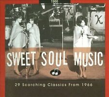 Sweet Soul Music: 1966 by Various Artists (CD, Oct-2009, Bear Family Records...