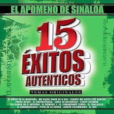 El Apomeno de Sinaloa : 15 Exitos Autenticos CD