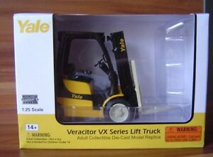 NORSCOT YALE VERACITOR VX Series Lift Truck 1:25 Scale DieCast 54015