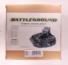 Geo-Hex Battlegruond Terrain System BTS Despoiled Hilltop Cemetary Painted