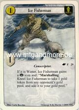 A game of thrones LCG - 1x ice fisherman #029 - The Winds of invierno