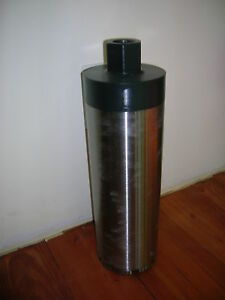"4"" Turbo Diamond Core Bit Drill Wet Concrete NIB"