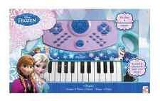 DISNEY congelato Bambini Musicale Pianoforte Musica Giocattolo Gioco tastiera per bambini
