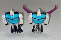 2 lot 1987 TRANSFORMERS G1 WINGSPAN Action Figures Vintage Takara Free Ship US