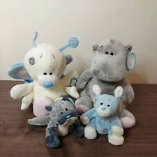 NEW WITH TAGS Bundle Of My Blue Nose Friends, Beanie Soft Toy Bundle
