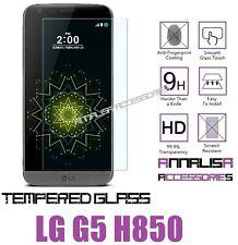 PELLICOLA IN VETRO TEMPERATO PER LG G5 H850 H840 TEMPERED GLASS PROTEGGI SCHERMO