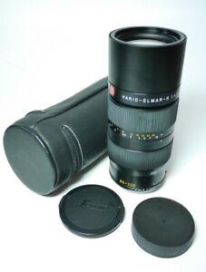 Leica R Vario-Elmar 1:4 80-200mm E60 3-CAM 11281 Objektiv   ff-shop24