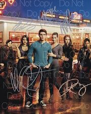 Riverdale 2 signed K.J. Apa Cole Sprouse 8x10 photo picture poster autograph RP