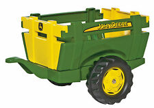 Rolly Toys 122103 John Deere Farm Trailer
