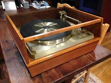 Vintage USA Made Empire Belt Drive Turntable Record Player Model 698