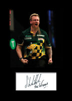 SIMON WHITLOCK #1 Signed (Reprint) Photo A5 Mounted Print - FREE DELIVERY