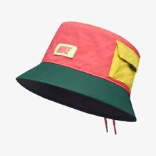 Nike Sportswear GCE Bucket Hat W/ Small Patch Pocket Adult Unisex S/M CI7013 850