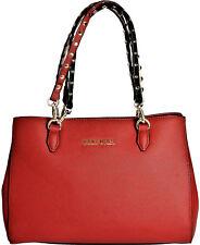 Borsa A Mano Donna Rosso Ermanno Scervino Bag Woman Red New Anya