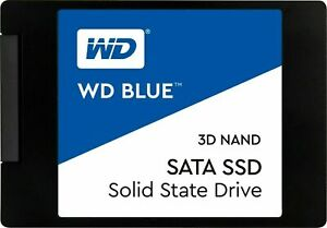 WD Blue 2TB Internal SATA Solid State Drive Factory sales