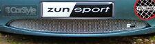 ZunSport BMW Z4 2003-2006 Polished Steel Mesh Lower Grille