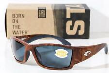 Costa Del Mar Corbina Gafas de Sol Culata Marco / Gris 580P Lente Polarizada