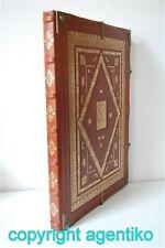 Annalinaebuen Bibbia BIBLIA Fac-simile Editore NP COME NUOVO 53x37cm