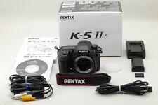 [MINT+++ IN BOX] Pentax K-5 II S 16.3 MP Digital SLR Camera From Japan 70