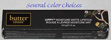 Butter London LIPPY Moisture Matte Lipstick .14 oz **Color Choices