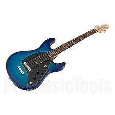 Music Man USA Steve Morse STD MBB - Morse Blue Burst * NEW* hssh nt musicman