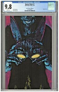 Bunny Mask #1 CGC 9.8 616 Comics Edition B Harvey Virgin Cover Ltd 350 Variant