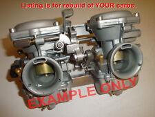Kawasaki KZ 750 Carburetor Rebuild/Restoration Service KZ750 TWINS BS38